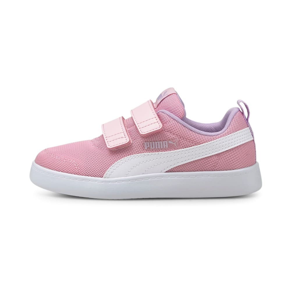 Görüntü Puma Courtflex V2 Mesh Çocuk Ayakkabı #1