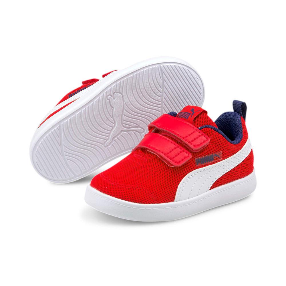 Görüntü Puma Courtflex V2 Mesh Bebek Ayakkabı #1