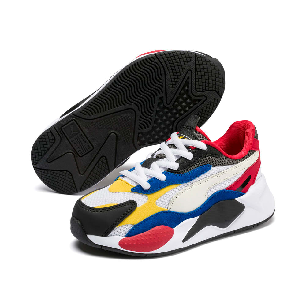 Image Puma RS-X Puzzle Kids' Trainers #2