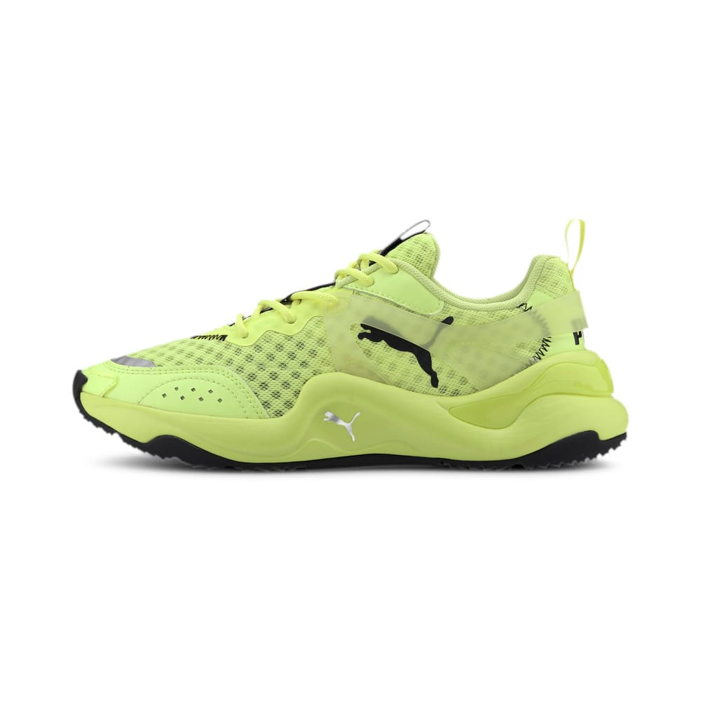 Image Puma Rise Neon Women's Trainers #2