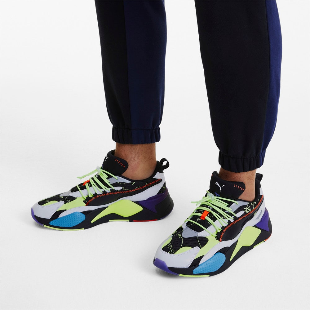 Image Puma PUMA x CENTRAL SAINT MARTINS RS-X Trainers #2