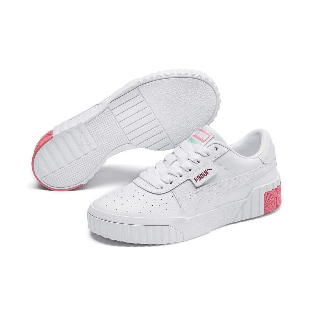 Image Puma Cali Youth Girls' Trainers #2