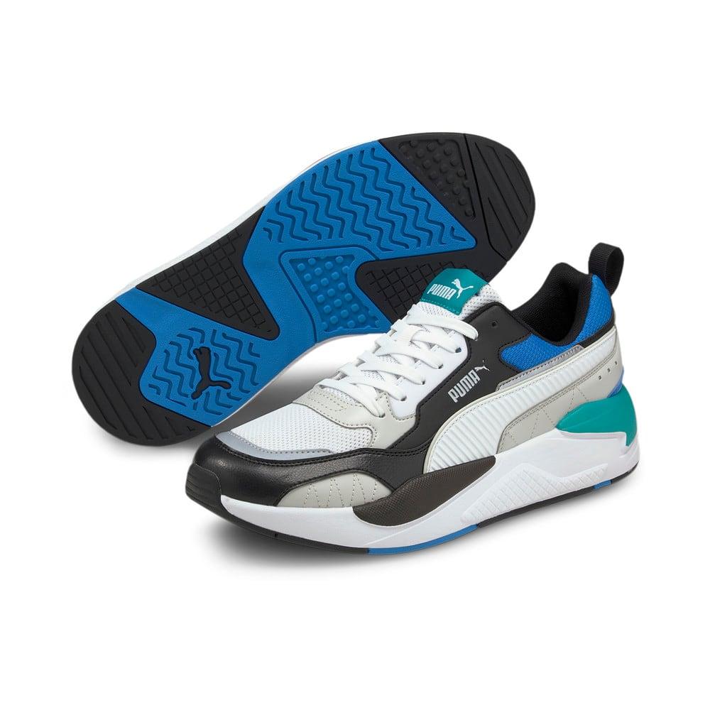 Зображення Puma Кросівки X-Ray 2 Square #2: Puma Black-Puma White-Gray Violet-Future Blue-Parasailing