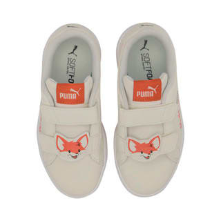 Image PUMA Tênis Smash v2 Animals Kids