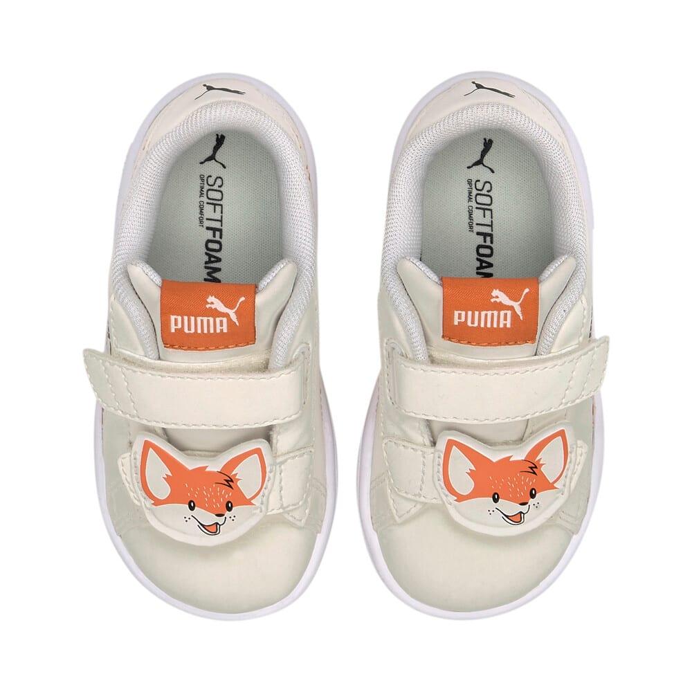 Изображение Puma Детские кеды PUMA Smash v2 Animals V Inf #1