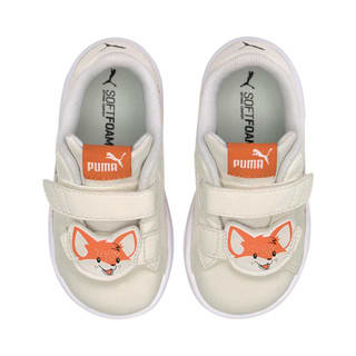 Изображение Puma Детские кеды PUMA Smash v2 Animals V Inf