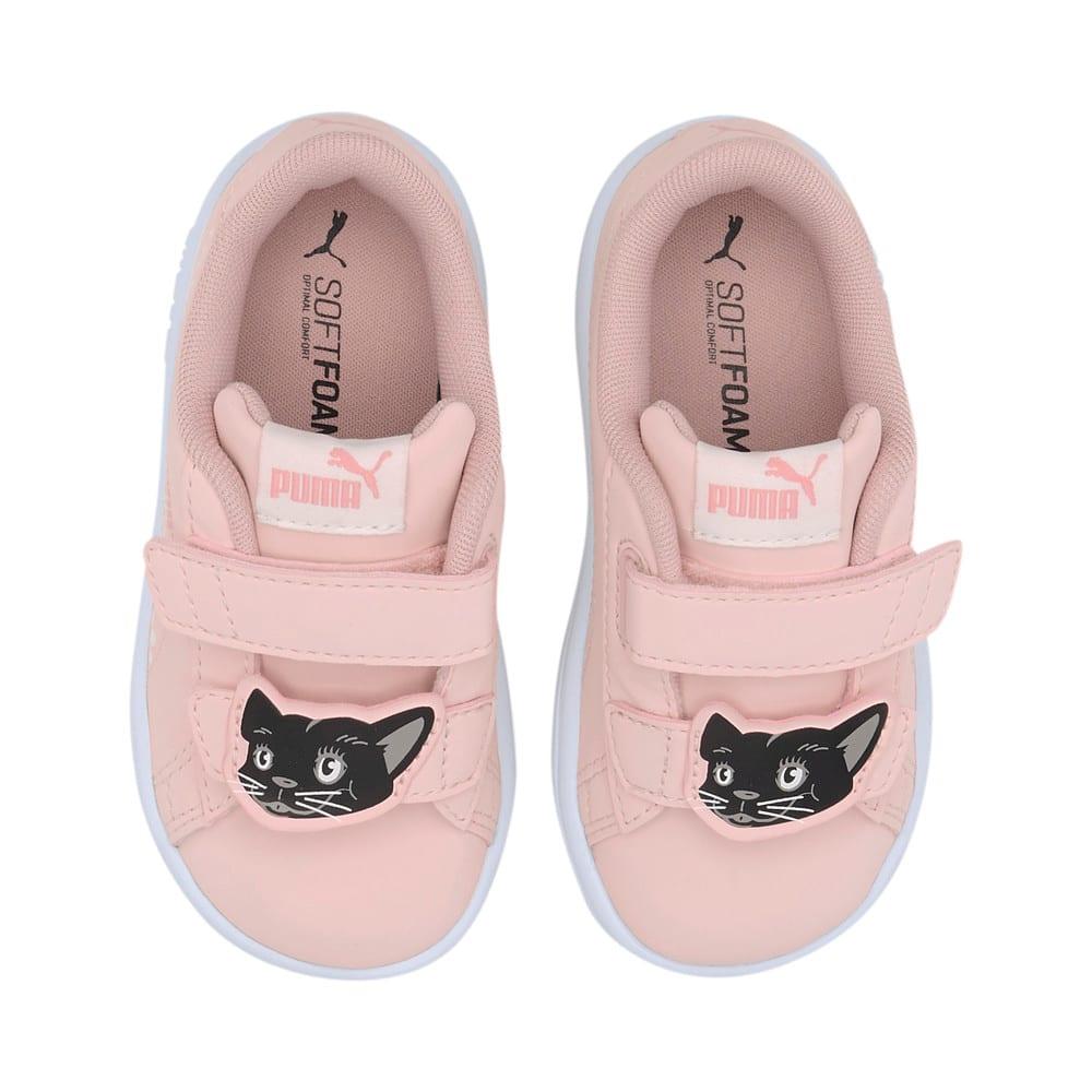 Görüntü Puma Smash v2 ANIMAL V Bebek Ayakkabı #1