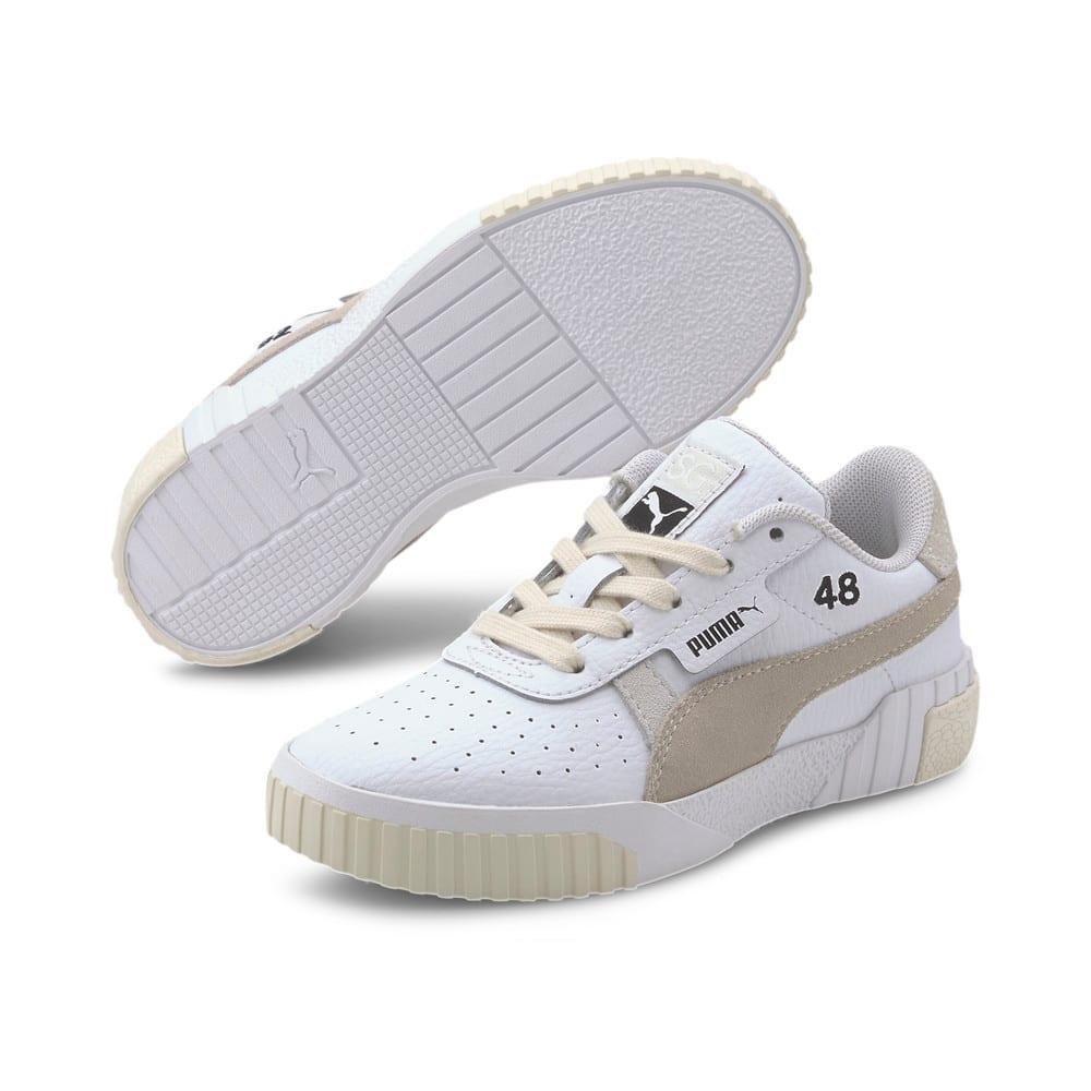 Görüntü Puma PUMA x SELENA GOMEZ CALI Leather Suede Çocuk Ayakkabı #2