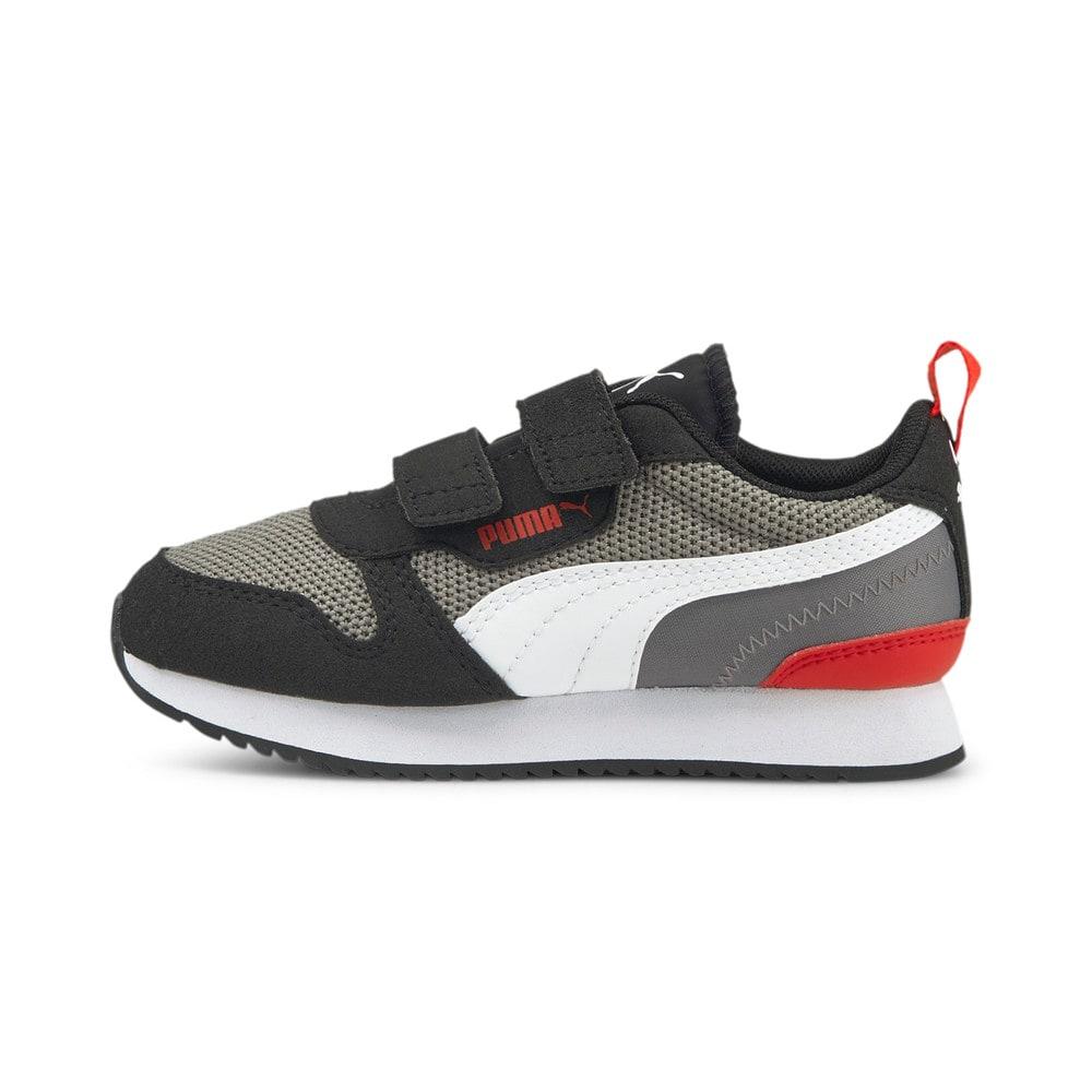 Зображення Puma Кросівки R78 Kids' Trainers #1: Steel Gray-Puma White-Puma Black