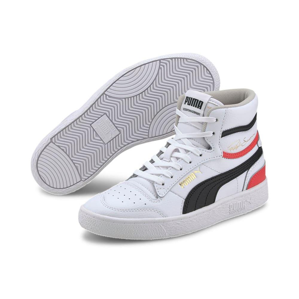 Image Puma Ralph Sampson Mid Autumn Youth Trainers #2