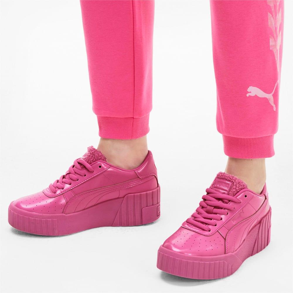 Imagen PUMA Zapatillas Cali Wedge Pretty Pink para mujer #2