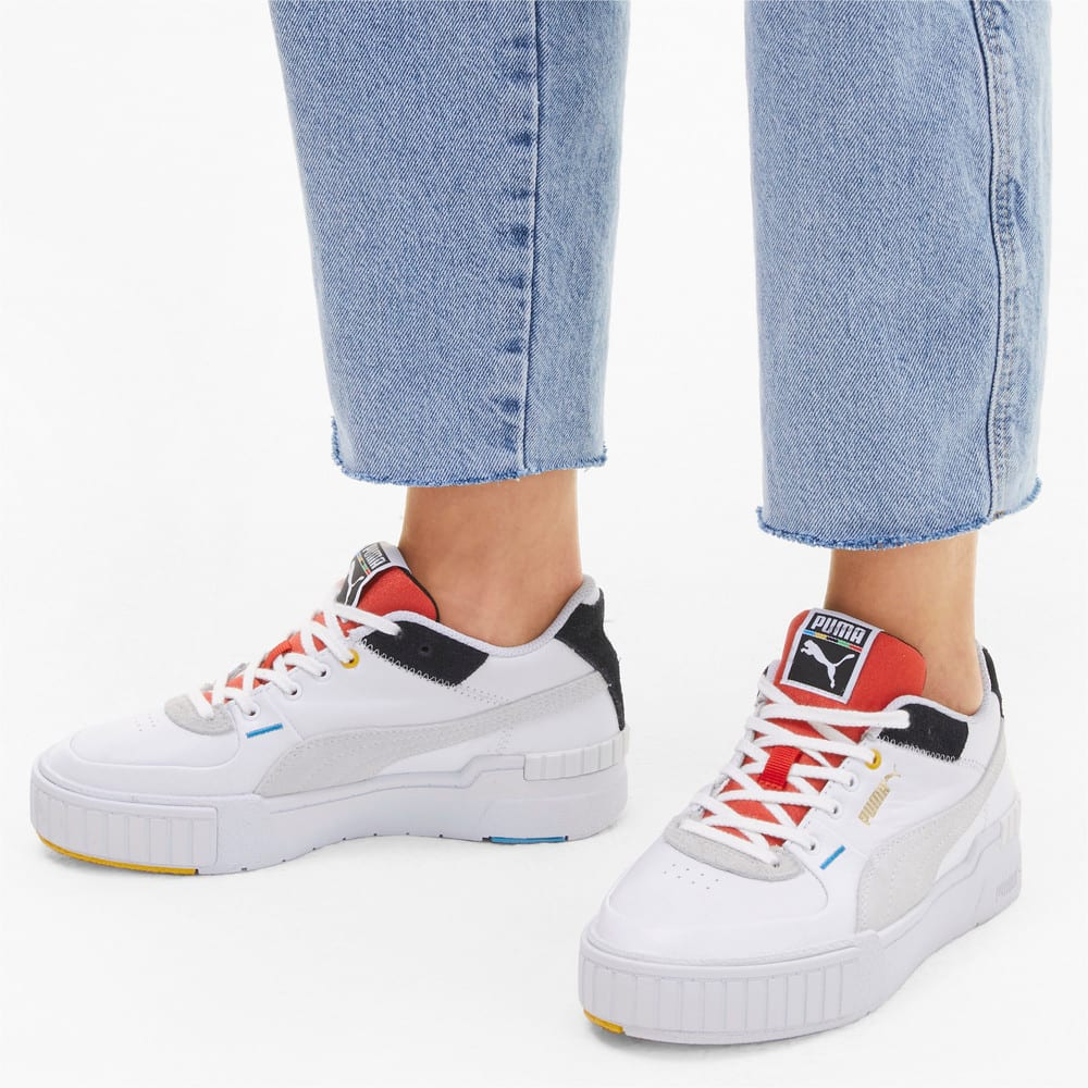 Image Puma Cali Sport The Unity Collection Women's Trainers #2