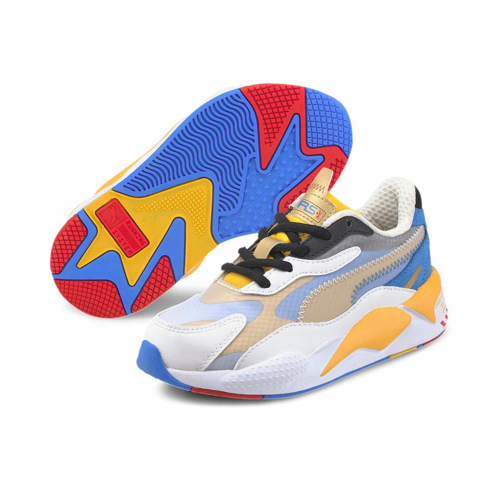Imagen PUMA Zapatilla PUMA x SONIC RS-X³ Color para niños #2