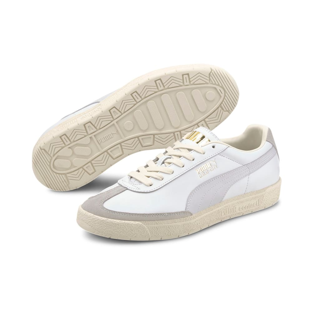 Image Puma Oslo-City Luxe Trainers #2