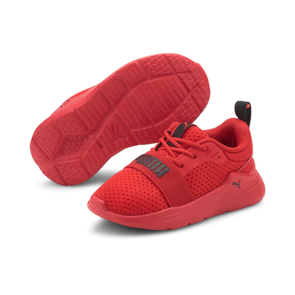 Görüntü Puma WIRED Run Bebek Ayakkabı #2