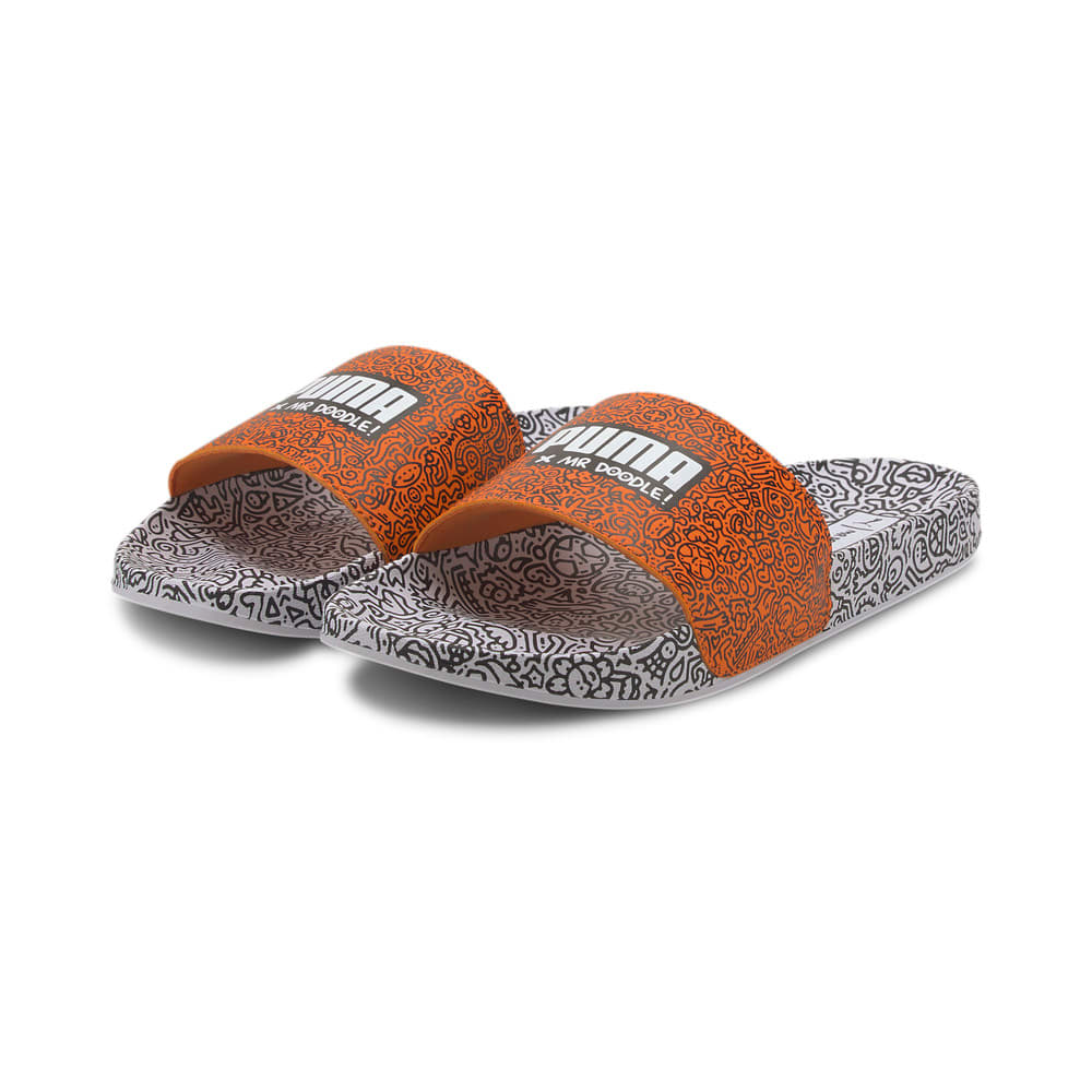 Image Puma PUMA x MR DOODLE Leadcat 20 Sandals #2
