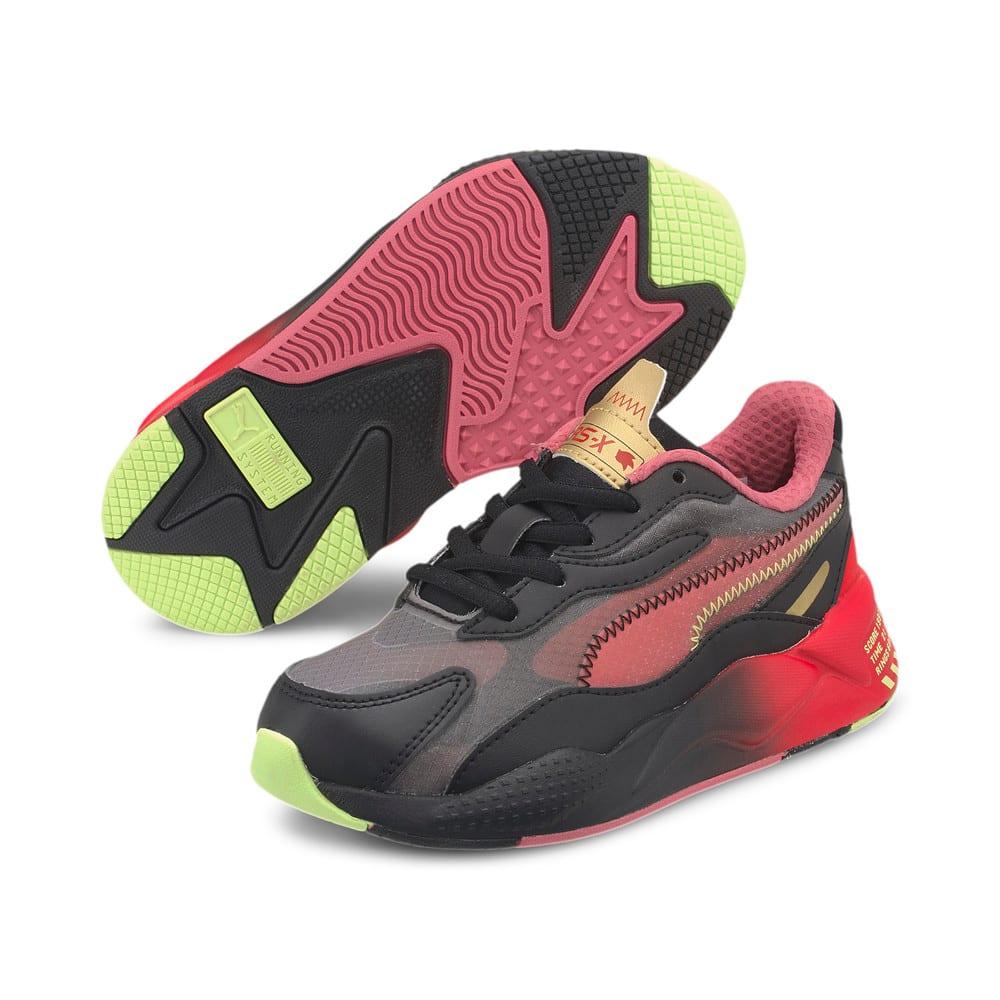 Изображение Puma Детские кроссовки RS-X³ SONIC COLOR 2 PS #2