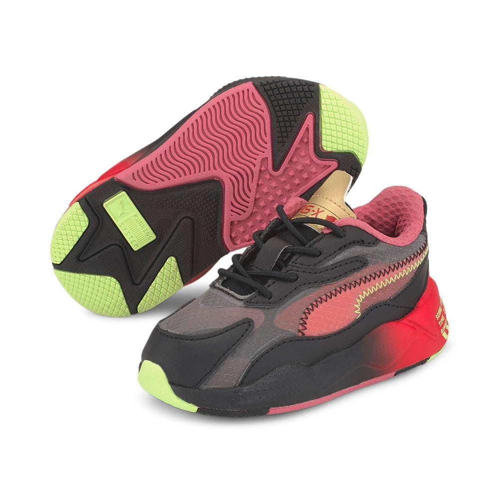 Изображение Puma Детские кроссовки RS-X³ SONIC COLOR 2 AC Inf #2