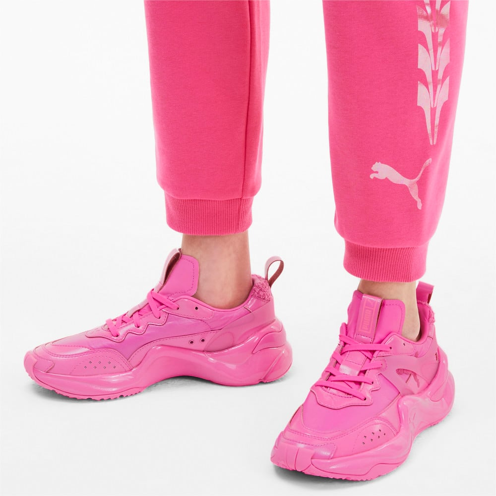 Image Puma Rise Pretty Pink Women's Trainers #2