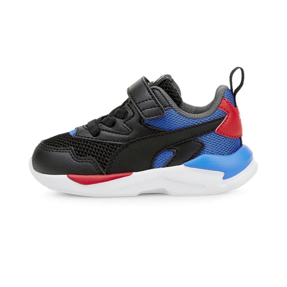 Зображення Puma Дитячі кросівки X-Ray Lite AC Inf #1: Puma Black-Puma Black-Nebulas Blue-Urban Red-Puma Silver