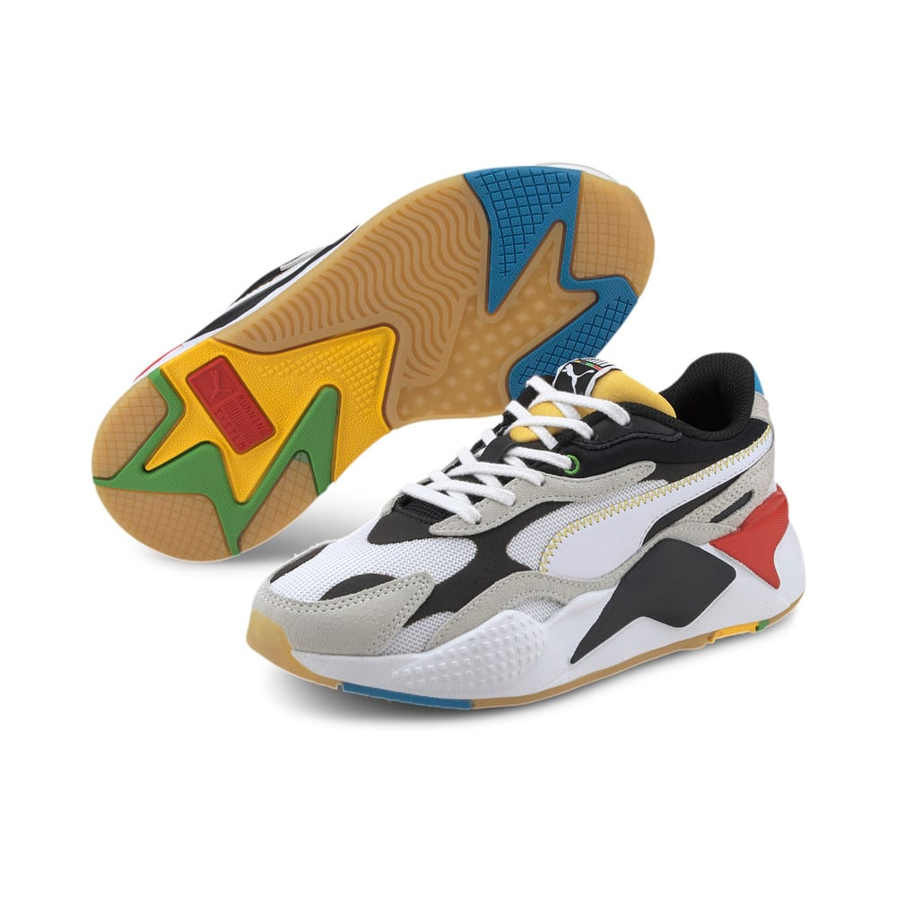 Imagen PUMA Zapatillas juveniles RS-X³ The Unity Collection #2