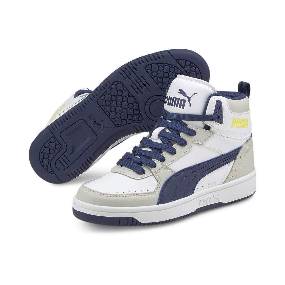 Изображение Puma Детские кеды Rebound JOY Youth Trainers #2