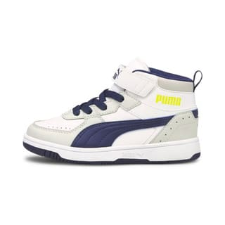 Изображение Puma Детские кеды Rebound JOY Kids' Trainers
