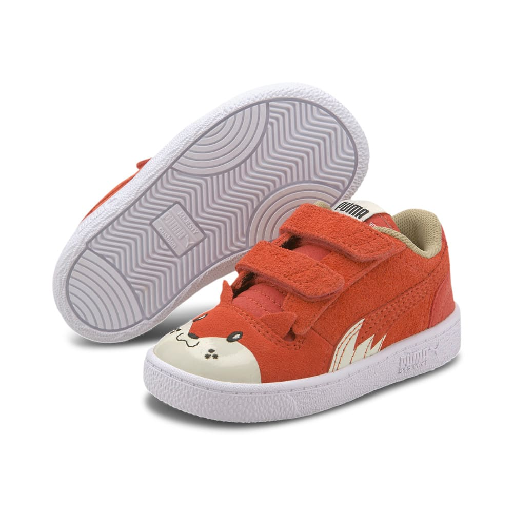 Image Puma Ralph Sampson Animals V Babies' Trainers #2