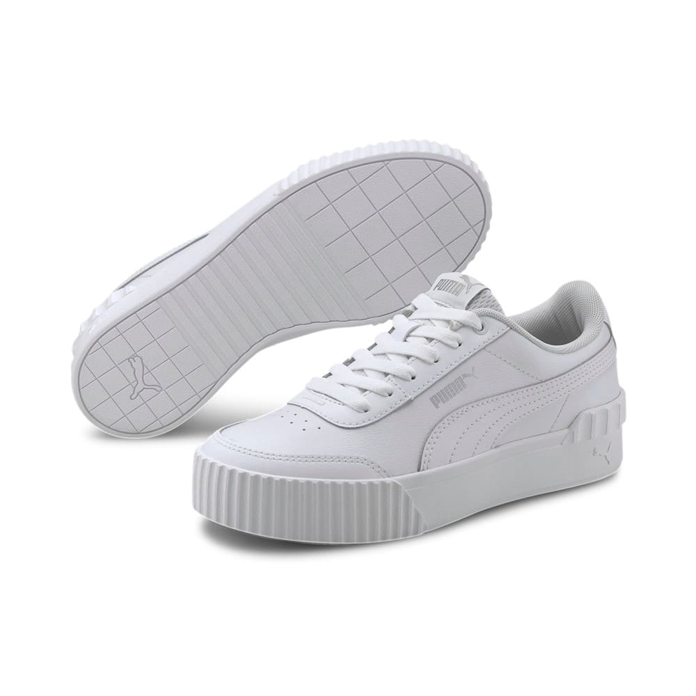 Изображение Puma Кеды Carina Lift TW Women's Trainers #2