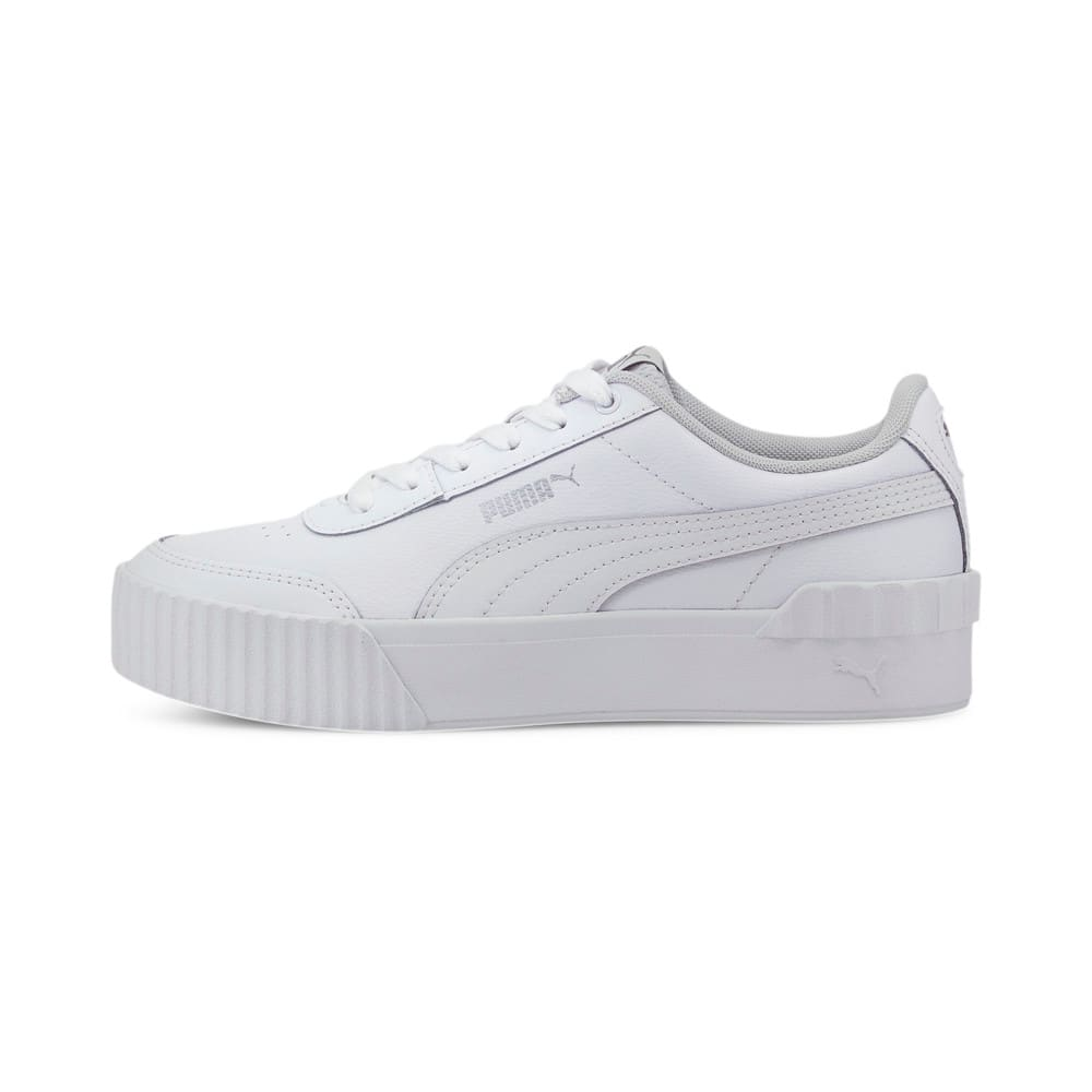 Изображение Puma Кеды Carina Lift TW Women's Trainers #1