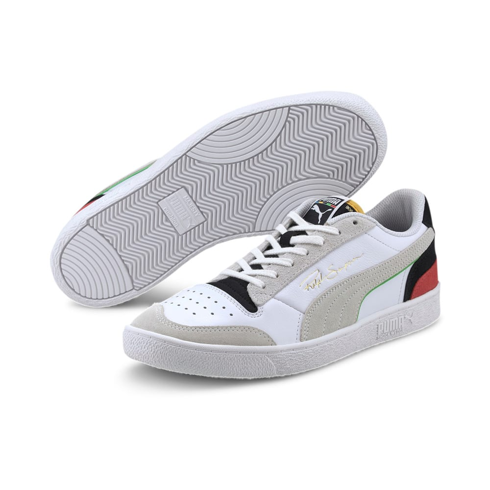 Image Puma The Unity Collection Ralph Sampson Signature Trainers #2