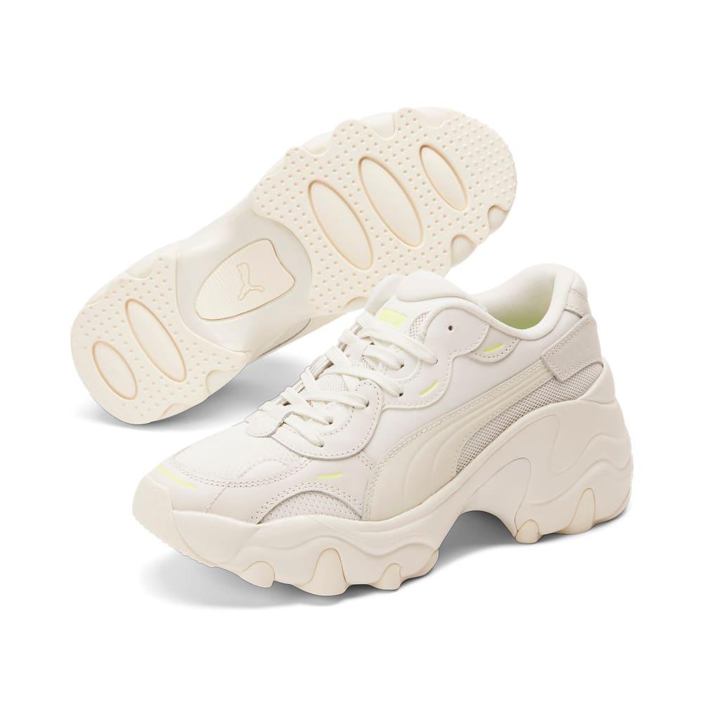 Изображение Puma Кроссовки Pulsar Wedge Tonal Women's Sneakers #2: Vaporous Gray-Whisper White