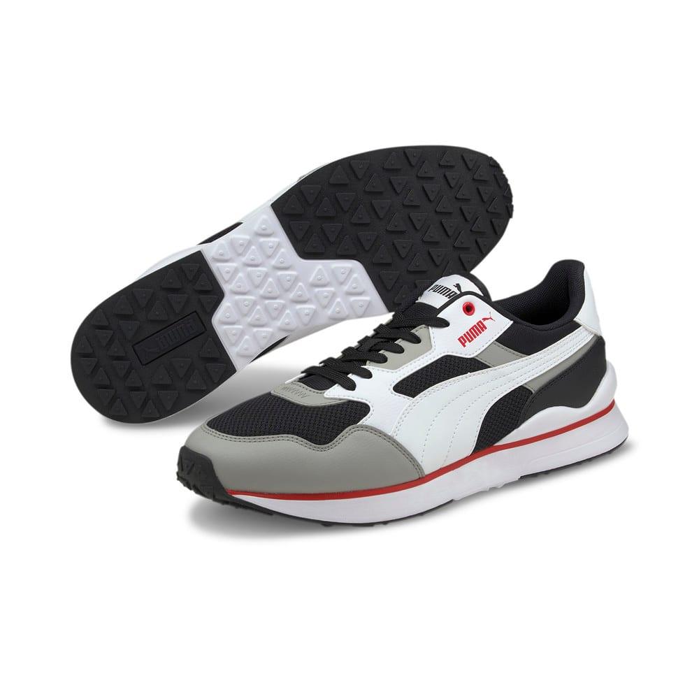 Зображення Puma Кросівки R78 FUTR Trainers #2: Puma Black-Puma White-Limestone