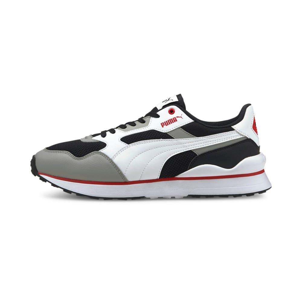 Зображення Puma Кросівки R78 FUTR Trainers #1: Puma Black-Puma White-Limestone