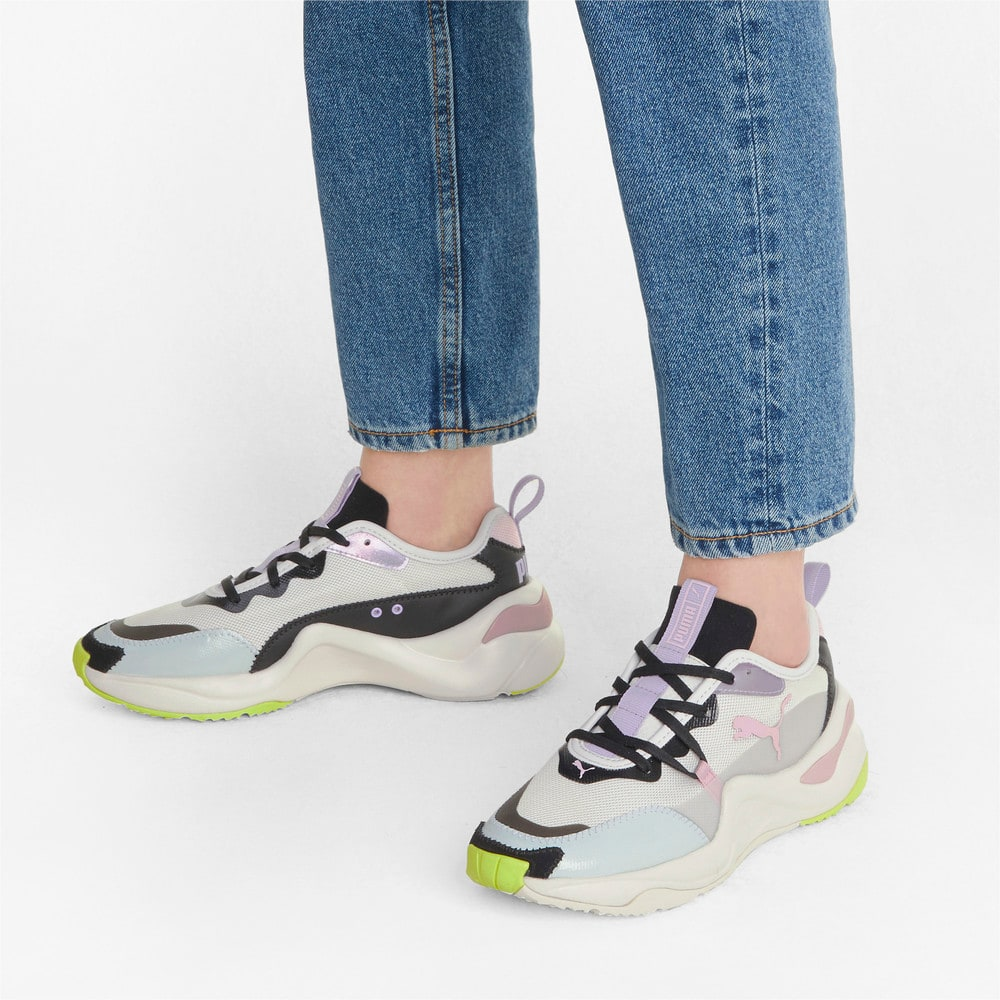Зображення Puma Кросівки Rise Rainbow Dash Women's Trainers #2
