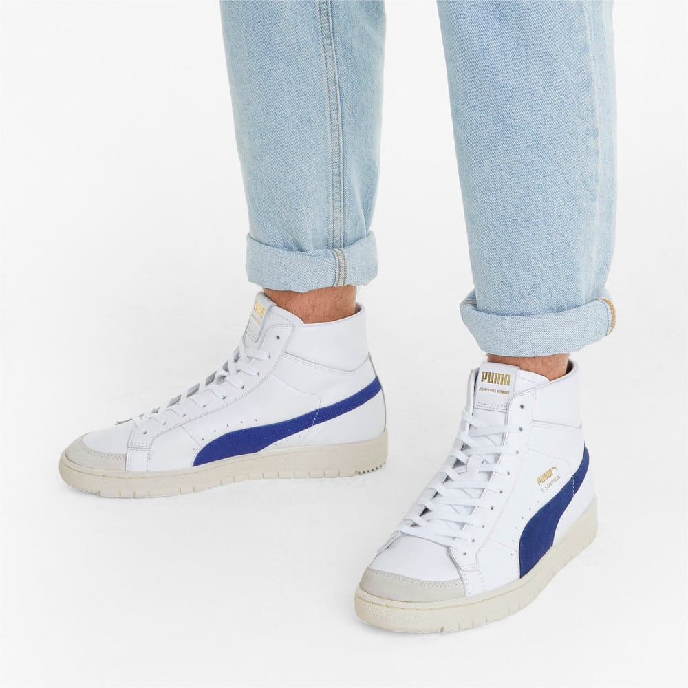 Зображення Puma Кеди Ralph Sampson 70 Mid OG Trainers #2