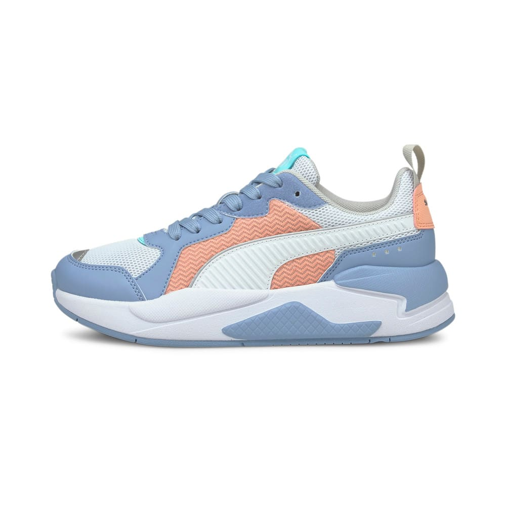 Image Puma X-Ray Neon Pastel Youth Trainers #1