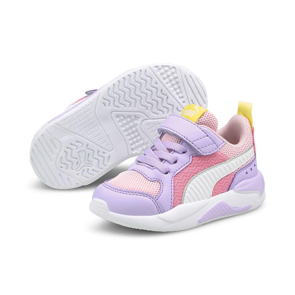 Image Puma X-Ray Neon Pastel Babies' Trainers #2