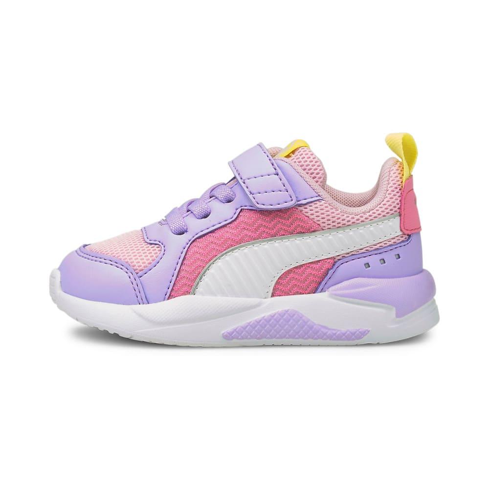 Image Puma X-Ray Neon Pastel Babies' Trainers #1