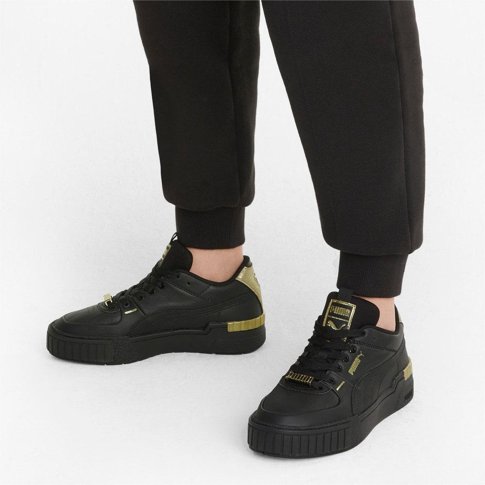 Görüntü Puma CALI Sport METALLIC Kadın Ayakkabı #2