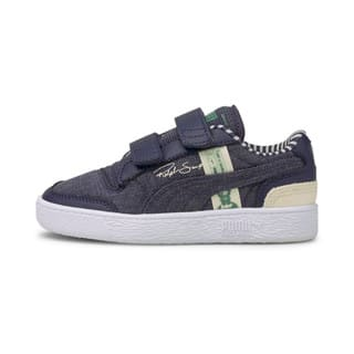 Изображение Puma Детские кеды Ralph Sampson Lo T4C V Kids' Trainers
