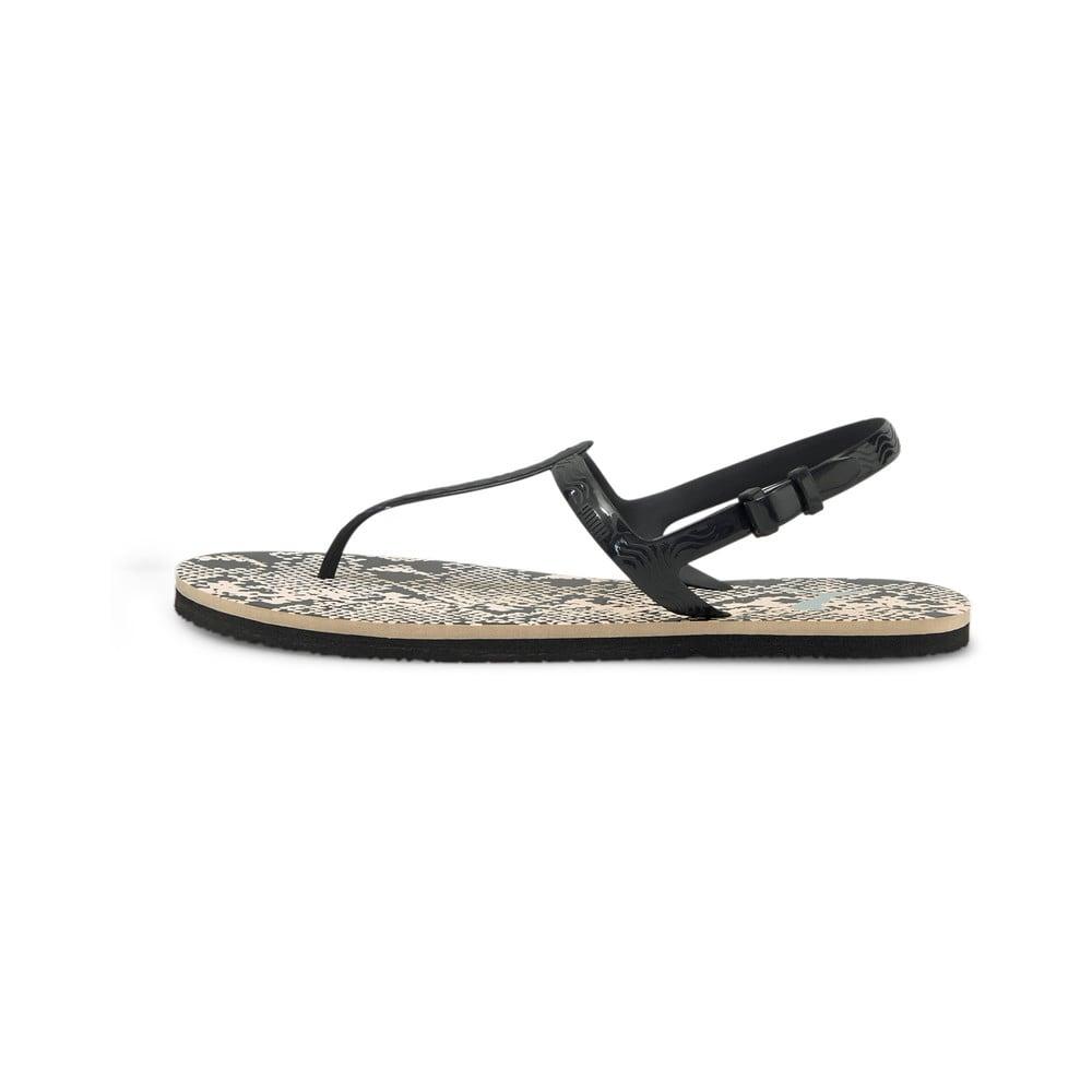 Зображення Puma Сандалі Cosy Untamed Women's Sandals #1: Shifting Sand-Puma Black