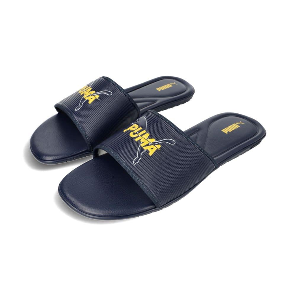 Image Puma Streetcat Embossed Slides Men's Sandals #2