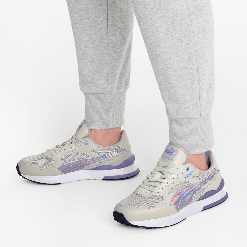 Зображення Puma Кросівки R78 FUTURE Iridescent Women's Trainers #2