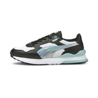 Зображення Puma Кросівки R78 FUTURE Iridescent Women's Trainers
