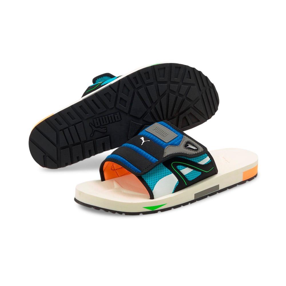 Зображення Puma Шльопанці Mirage Mox Sandals #2: Whisper White-Royal-PBlack