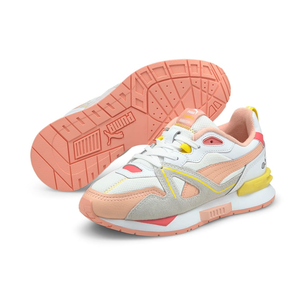 Изображение Puma Детские кроссовки PUMA x PEANUTS Mirage Mox Youth Trainers #2