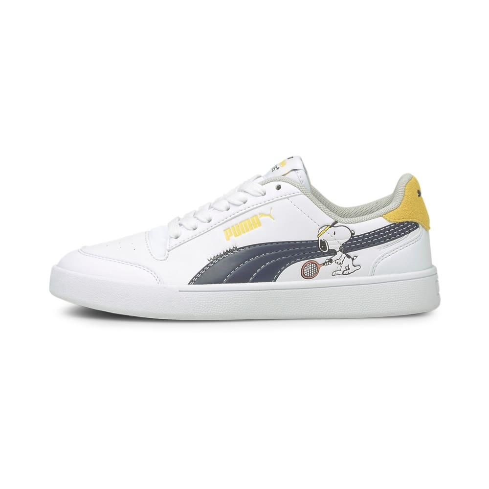 Görüntü Puma PUMA x PEANUTS Shuffle Ayakkabı #1