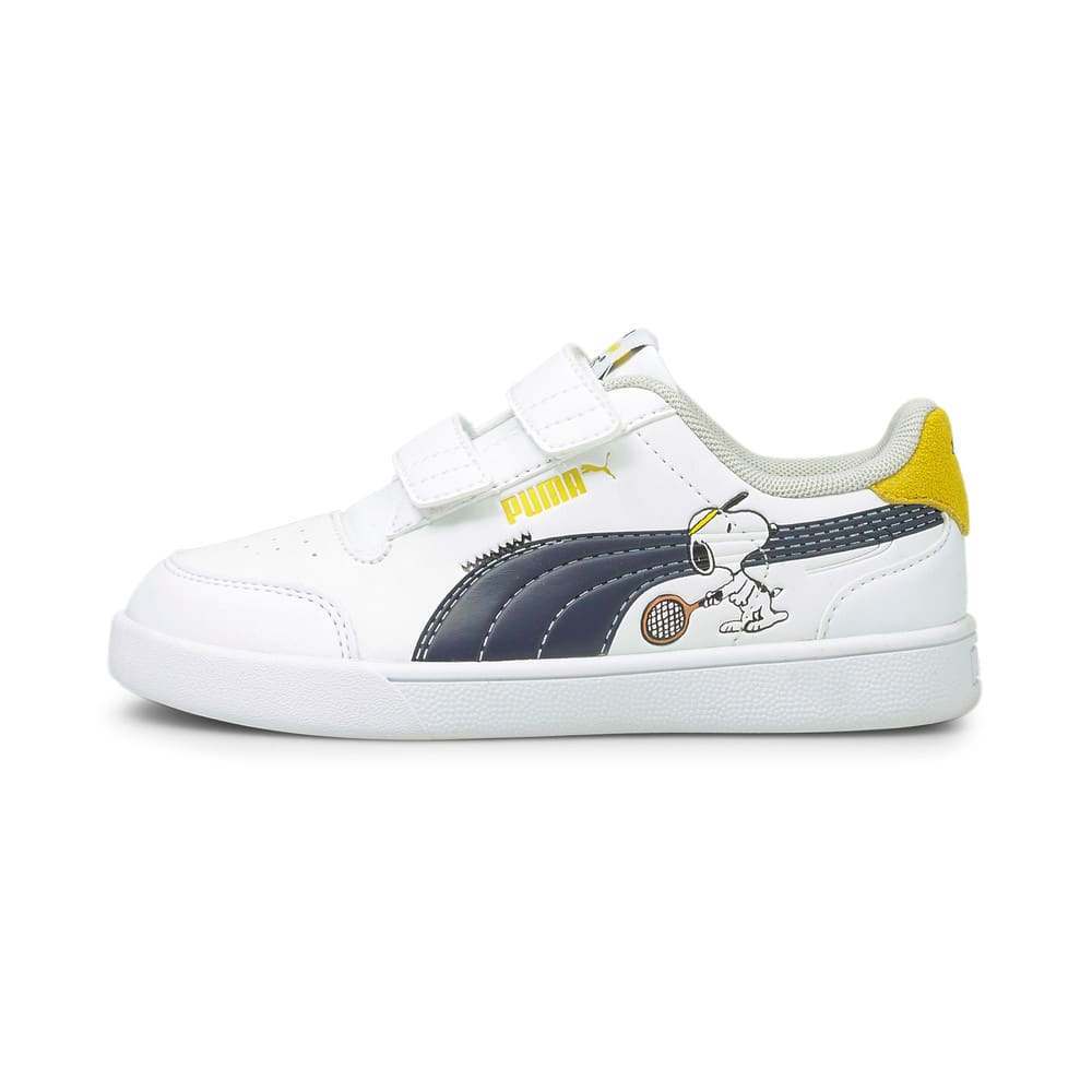 Görüntü Puma PUMA x PEANUTS Shuffle Çocuk Ayakkabı #1