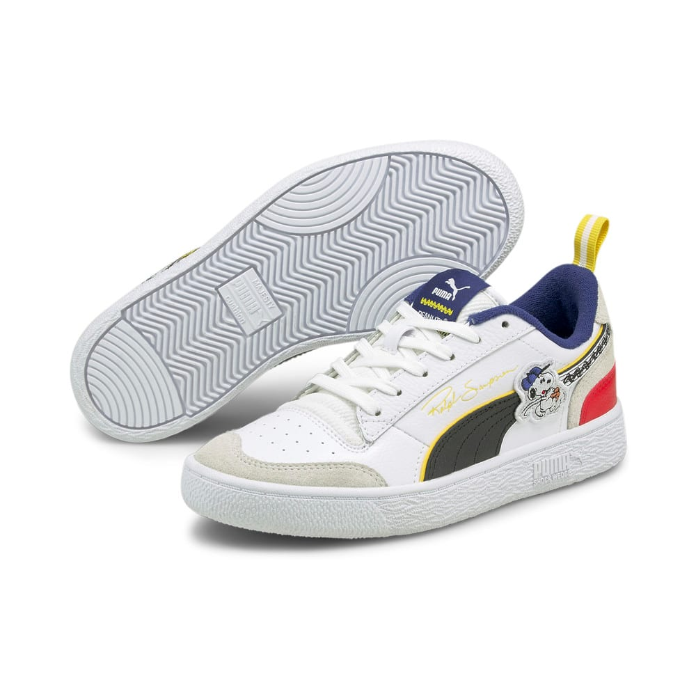 Зображення Puma Дитячі кеди PUMA x PEANUTS Ralph Sampson Youth Trainers #2